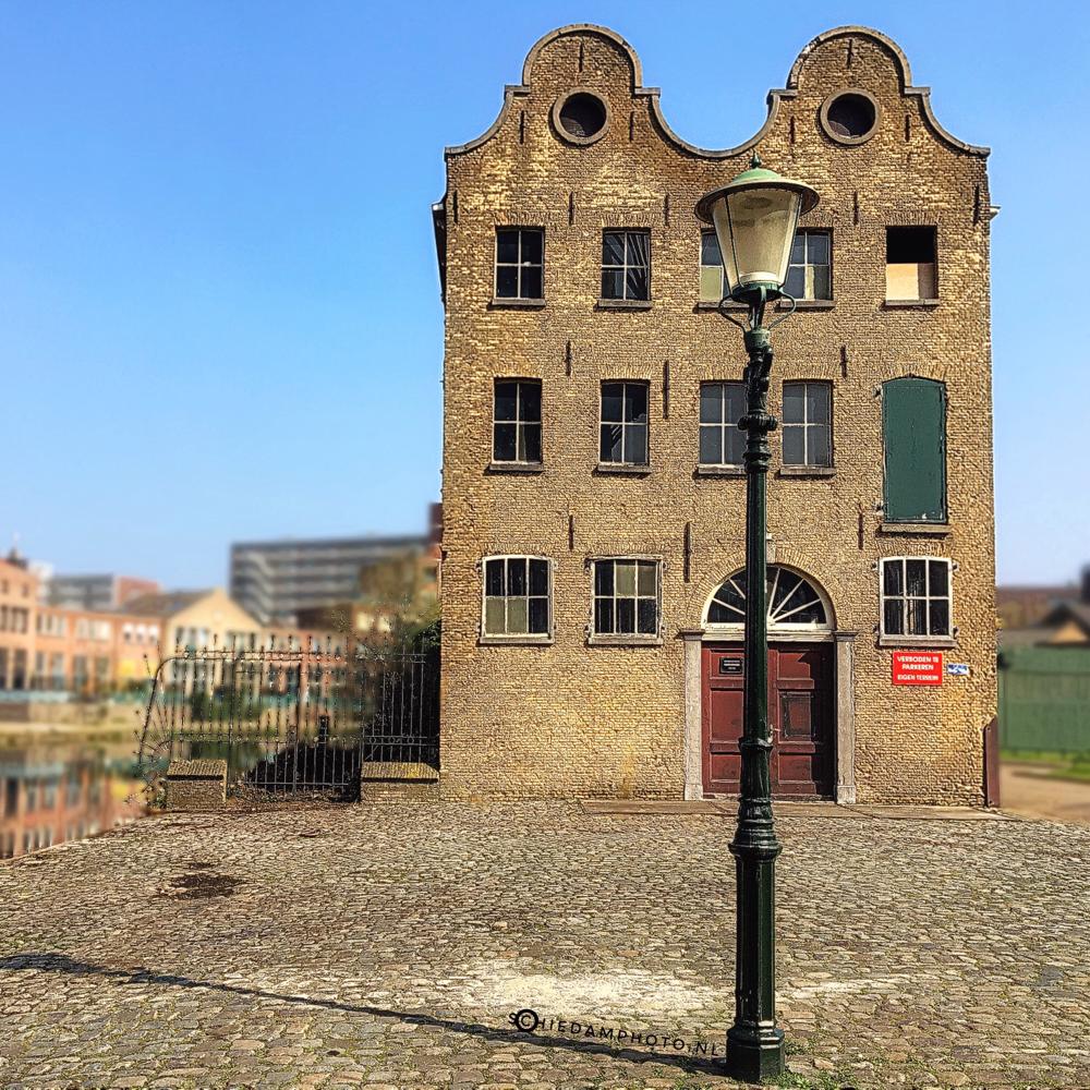 Nostalgie's Schiedam aan de Noordvest april 2019