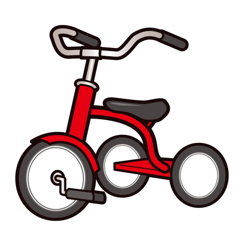 秋田市 トランクルーム トランクルーム使い方色々 ~子供の遊具・三輪車~