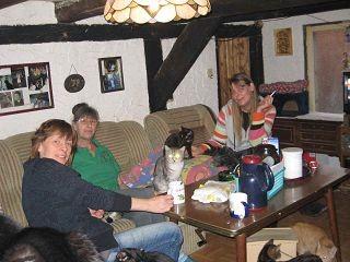 Katja, Karin Müller & Imke Jostmeier