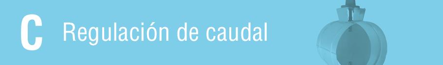 Compuertas Regulaci/ón Caudal C