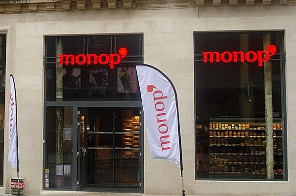 Monop' rue Saint-jean, Nancy (54)