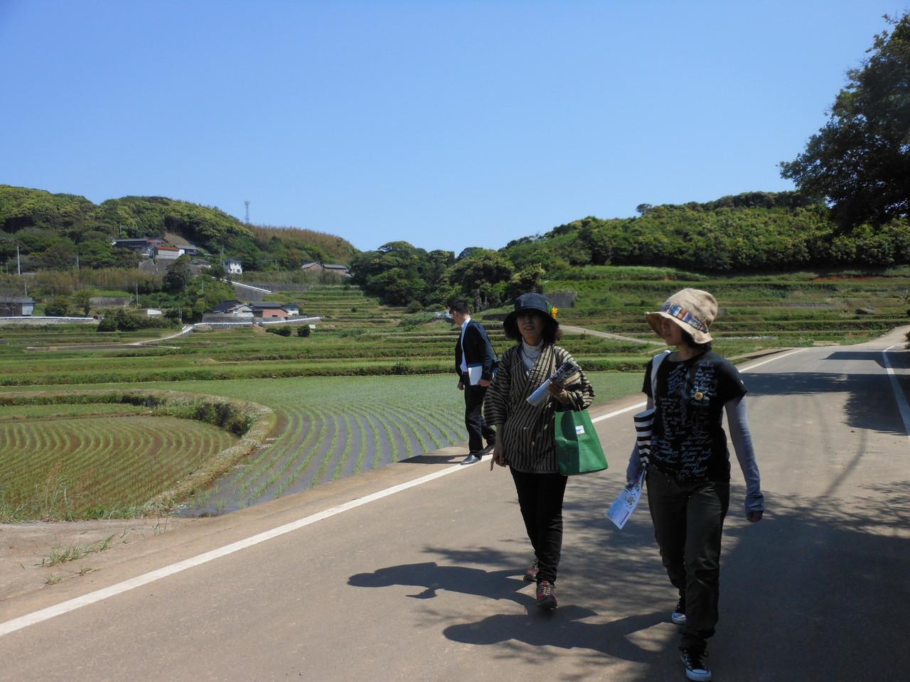 2012.5.12 玄海町を毎月訪ね歩いてきました