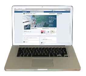 Internetseite FB