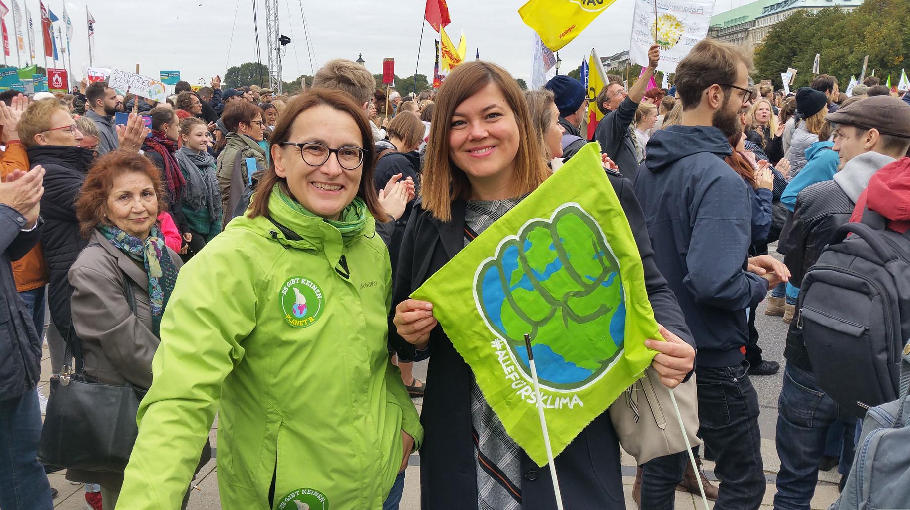 Fridays For Future, Klimaschutz und Ernährung