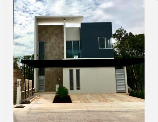 Casa en Conjunto Residencial Aqua, Cancún, Q. Roo
