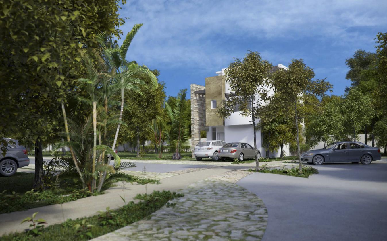 Desarrollo Paseo de la Selva I, Cancún, Q. Roo