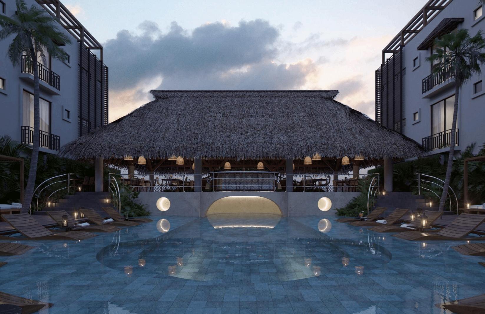 Residencial Kasa, Ceiba, Tulum, Quintana Roo