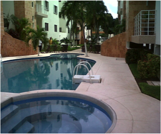 Departamento SM 17, Palma del Sol, Cancún, Q. Roo