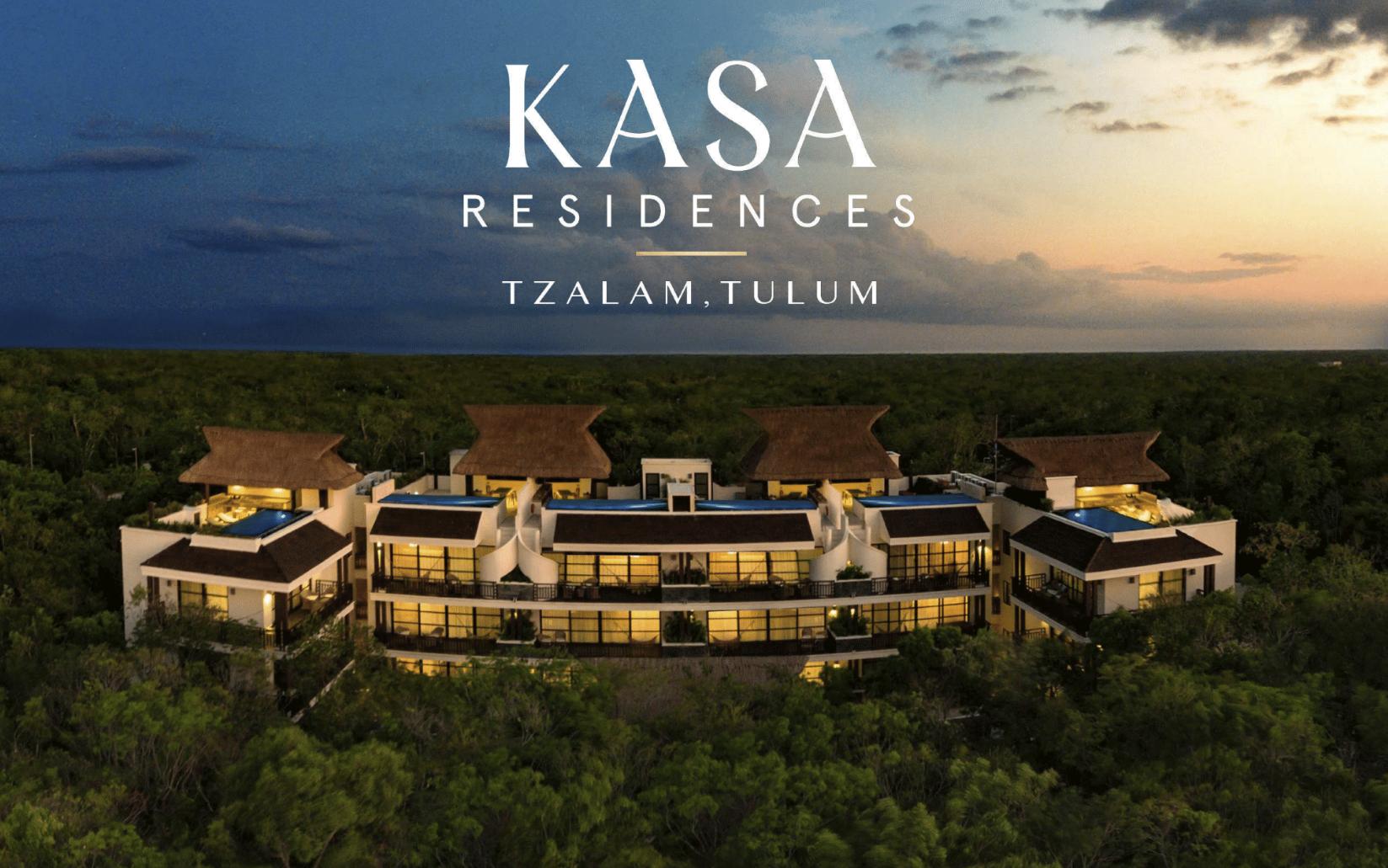 Residencial Kasa, Ceiba, Tulum, Q. Roo