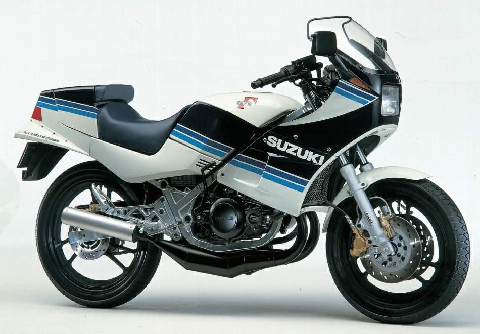 TAMIYA 14024 - SUZUKI RG 250 GAMMA