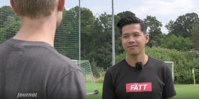 Hoan Luu im Interview von Regio TV