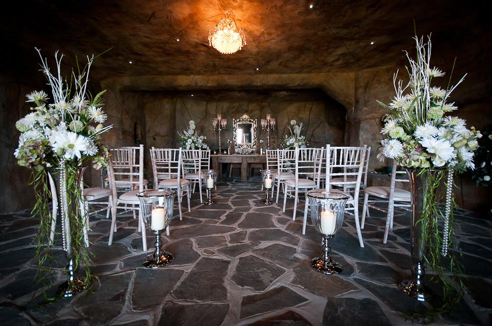 Ocean Kave the south west's newest award winning coastal wedding venue.
