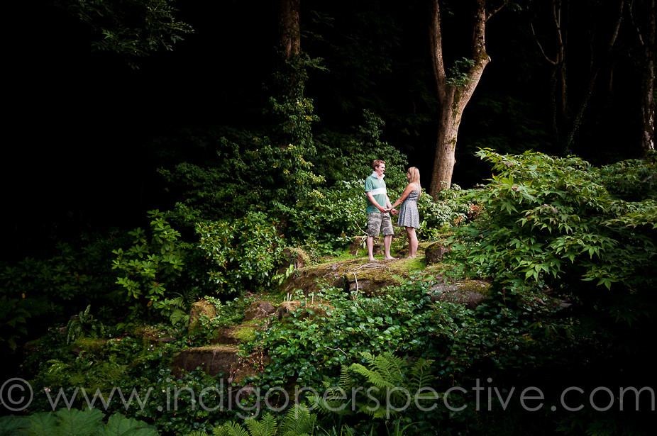 Joe & Rose, Engagement Photo Session. Indigo Perspective Wedding Photography North Devon