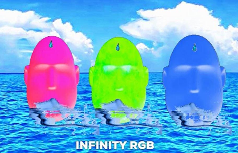 Infinity RGB surreal