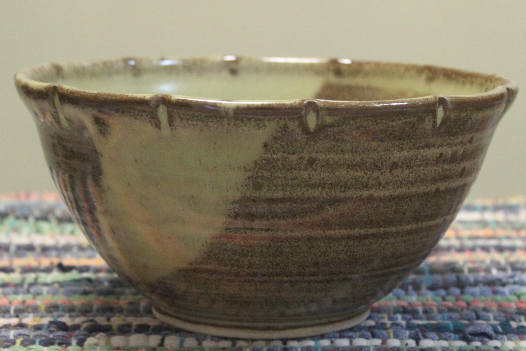Scallop Edge Bowl