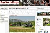 Kandertalbahn, Fahrten mit der Dampflokomotive