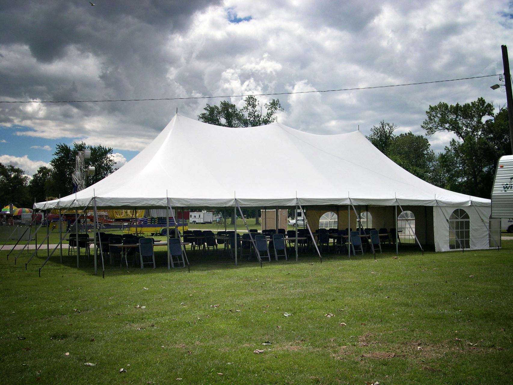30 x 60 Bay County Fair