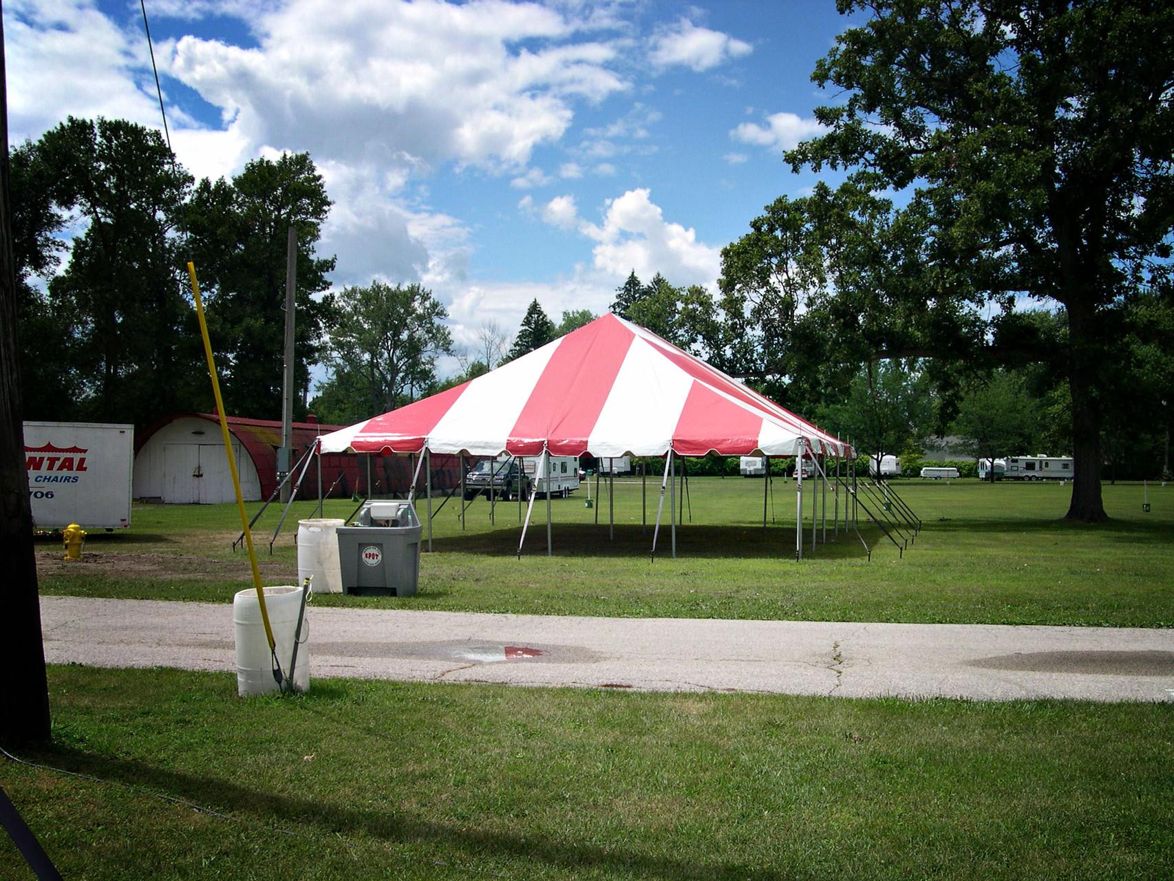 30 x 40 Bay County Fair