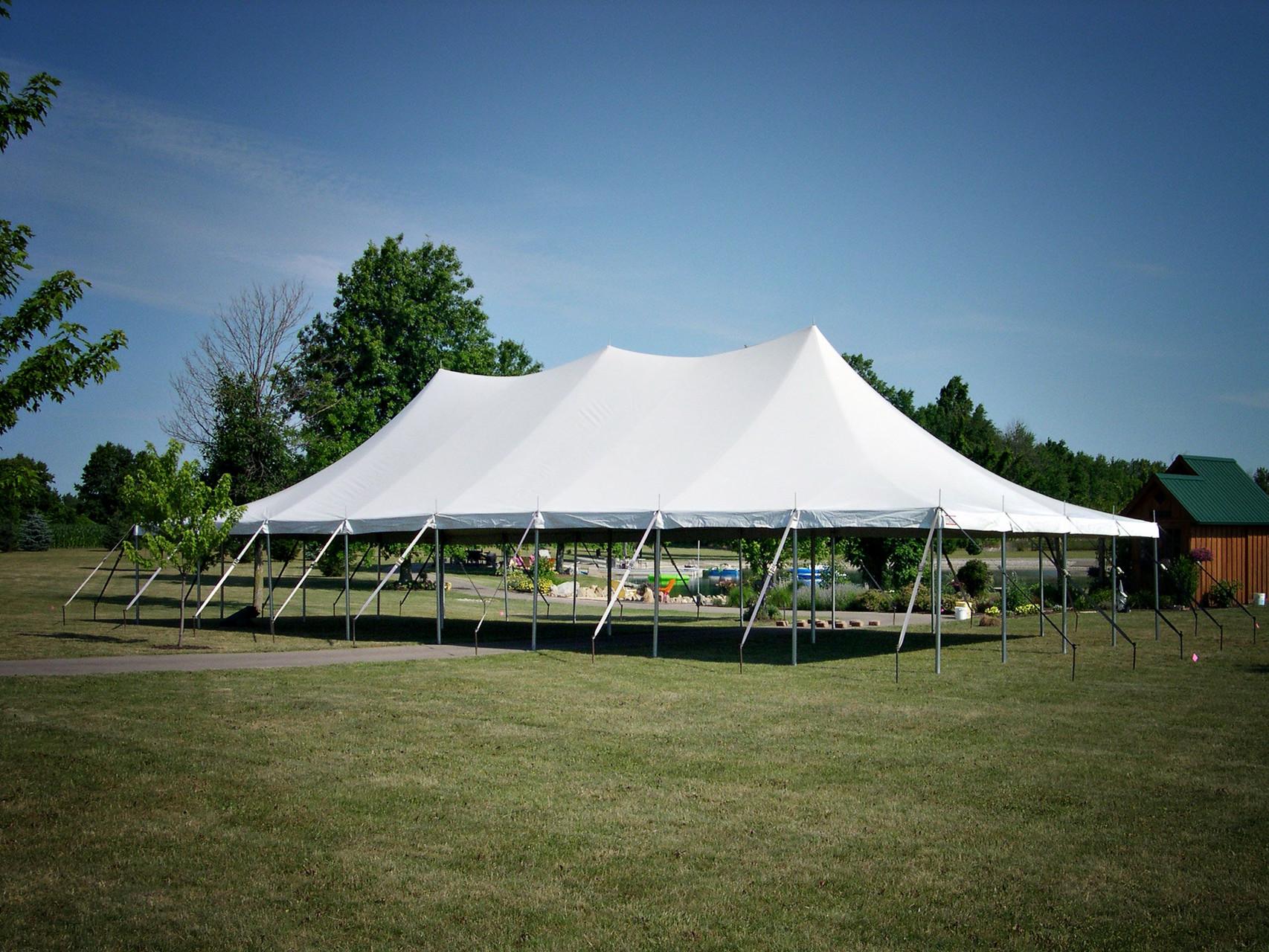 30 x 60 Wedding tent