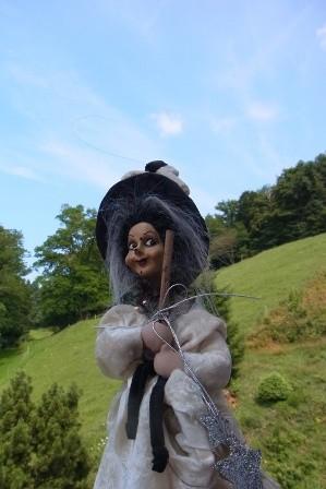 Europäische Erzählkultur: Archetyp Baba Jaga - salige Frau