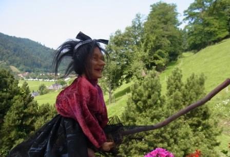 Europäische Erzählkultur: die alternde Baba Jaga