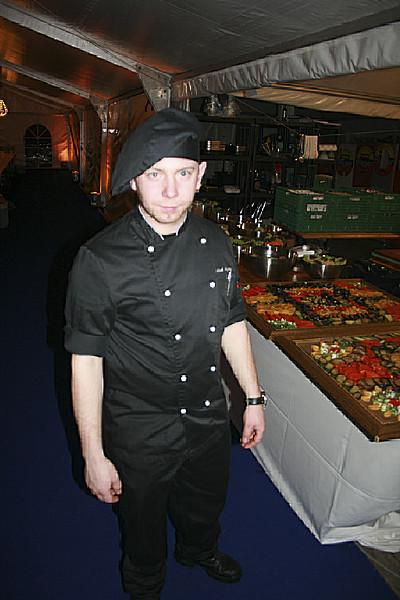 Weihnachtsfeier Strellson 2008