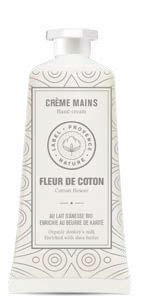 DS Kosmetik Fraubrunne - Handcrème mit Eselmilch und Fleur de cotton von Label Provence Nature