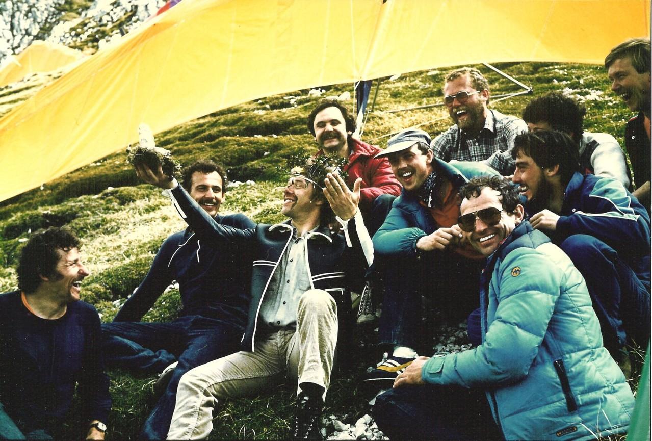 Fly-In auf dem Säuling (1977)