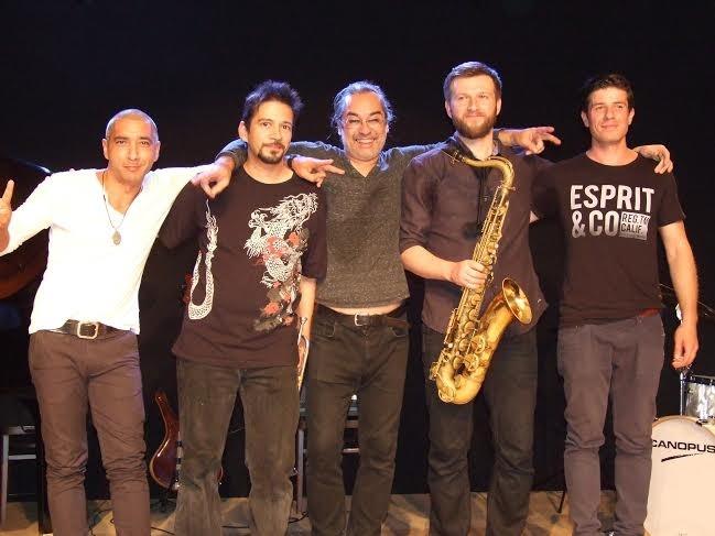 Gunter Ishii Quintett, Jazz