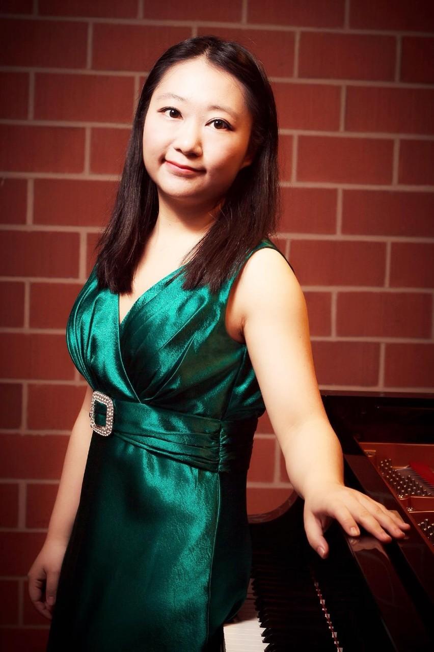 YuJie Kang, Klavier