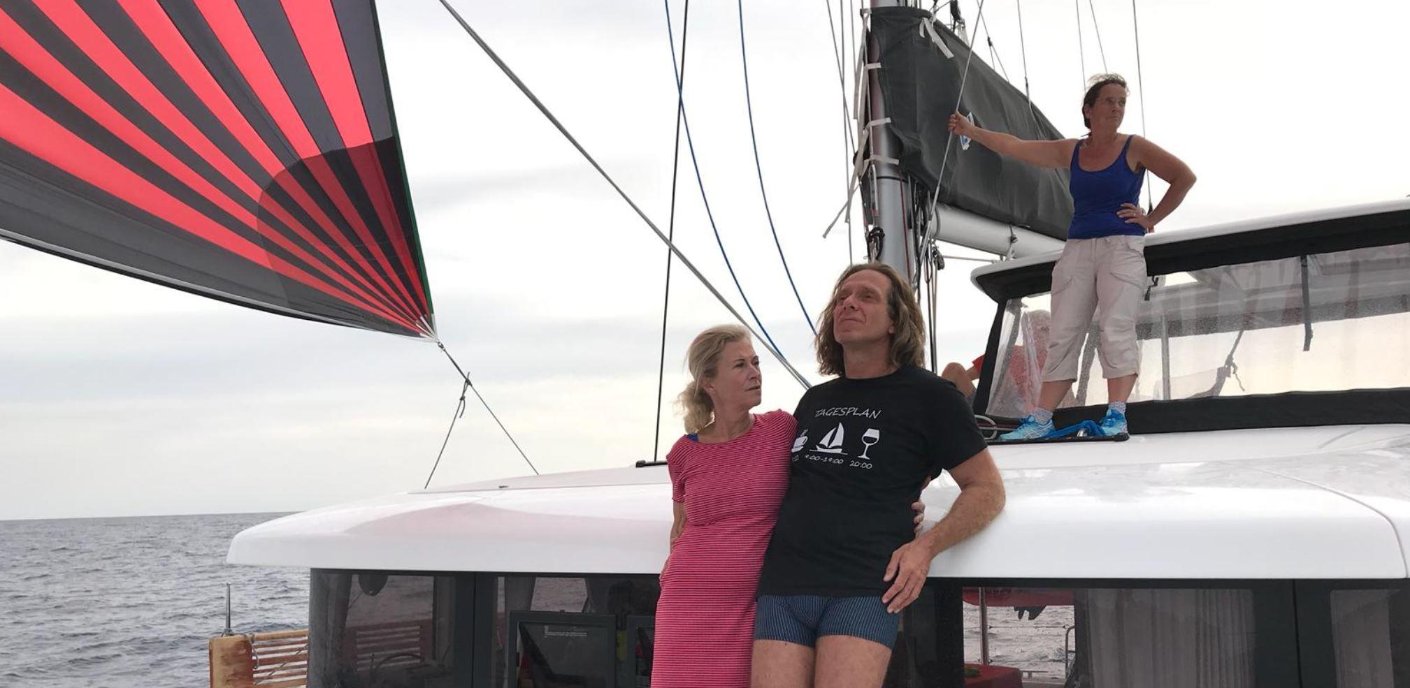 Katamaran Urlaub auf Teneriffa, Kreuzfahrten sind dagegen langweilig