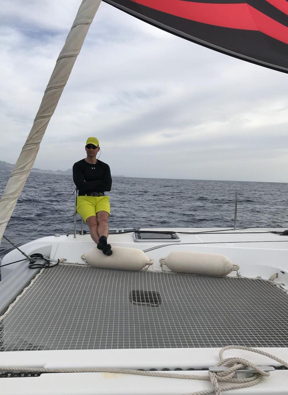 Urlaub Genießen auf der Yacht Lagoon 42 Janny