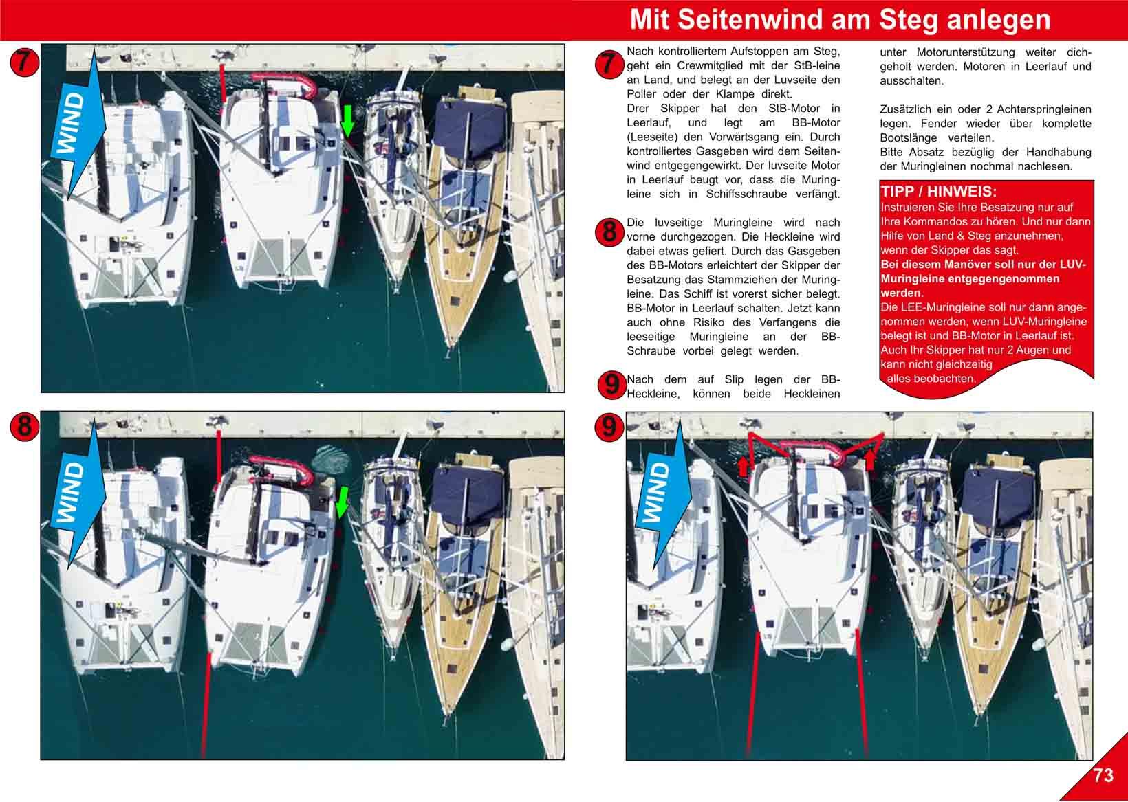 Fix our catamaran
