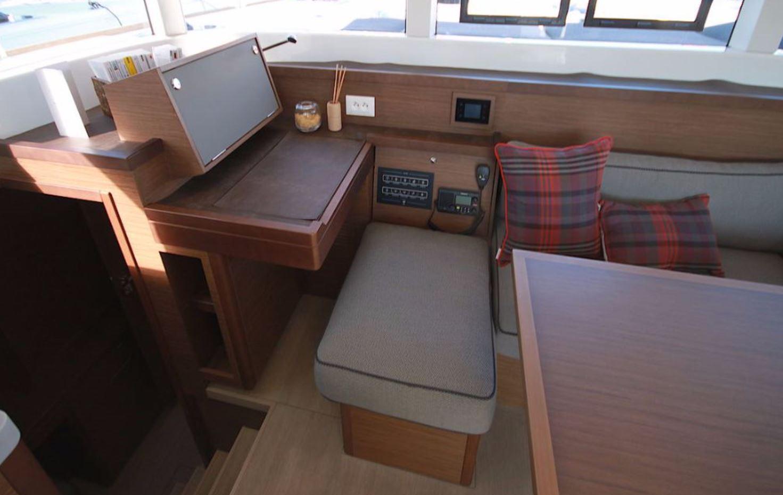 Navigationstish von Lagoon 40 Jessica