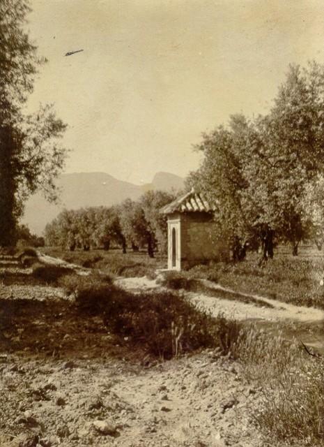 Pasico San Pascual principios del S. XX