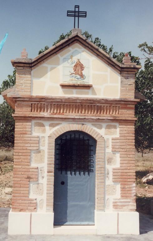 Pasico San Pascual 1991 Antonio Verdú