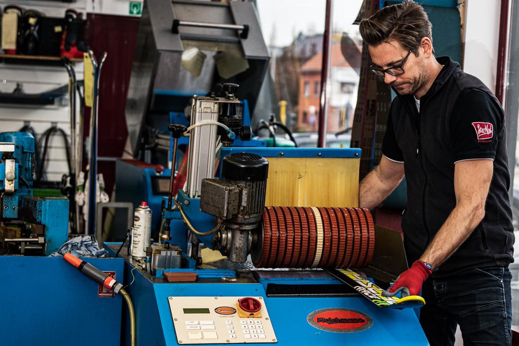 foto reichmann sn profi stone grinding machine