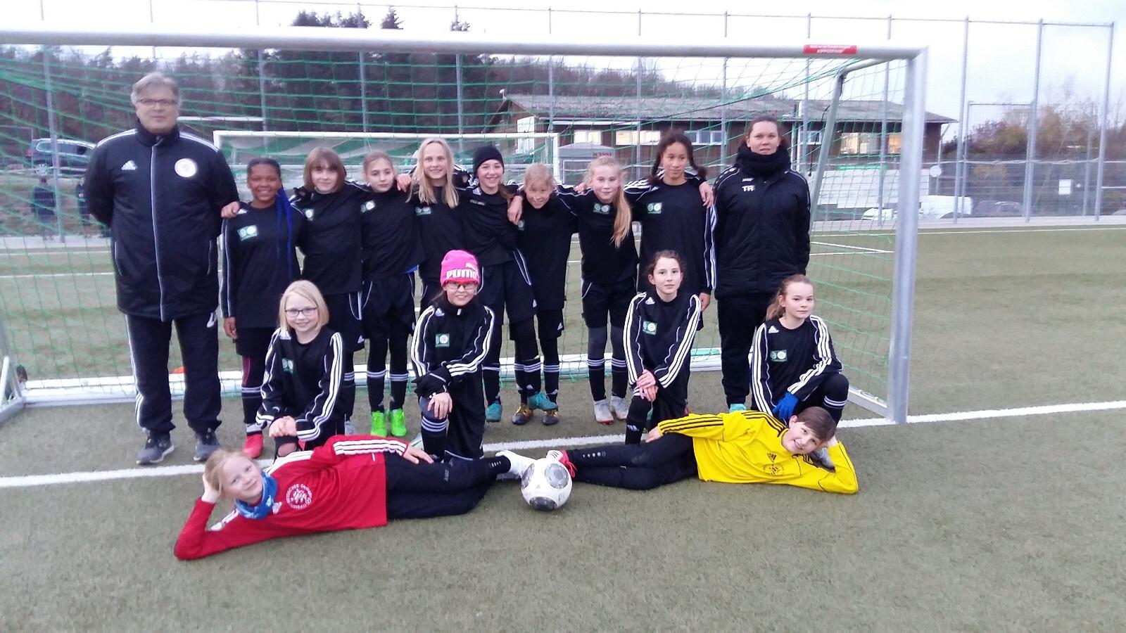 Testspiel JSG Stadt Gladenbach D-Jgd. vs. RA U12