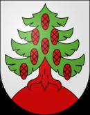Gemeindewappen Obersteckholz