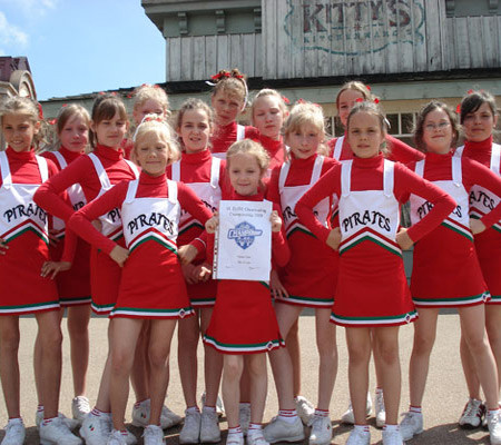 VI. Elite Cheerleading Championship 2009