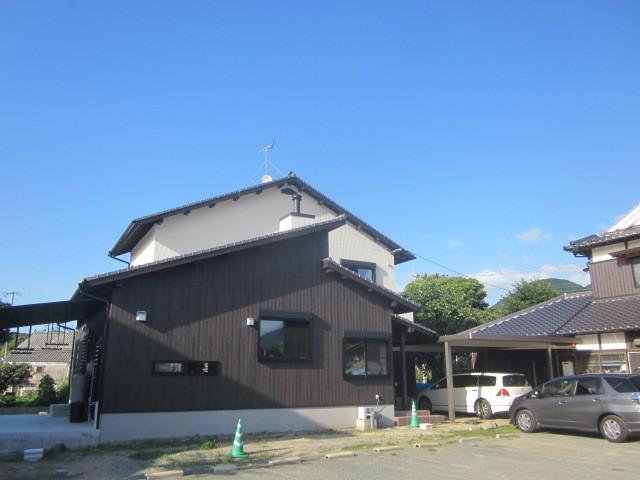 平成24年竣工のM様邸です。