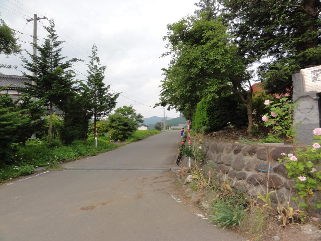 大槌街道跡2010.06.22 - 「遠野...