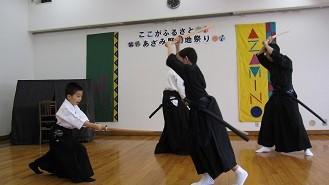 大石神影流剣術