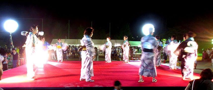 夏祭り「盆踊り」(2016)