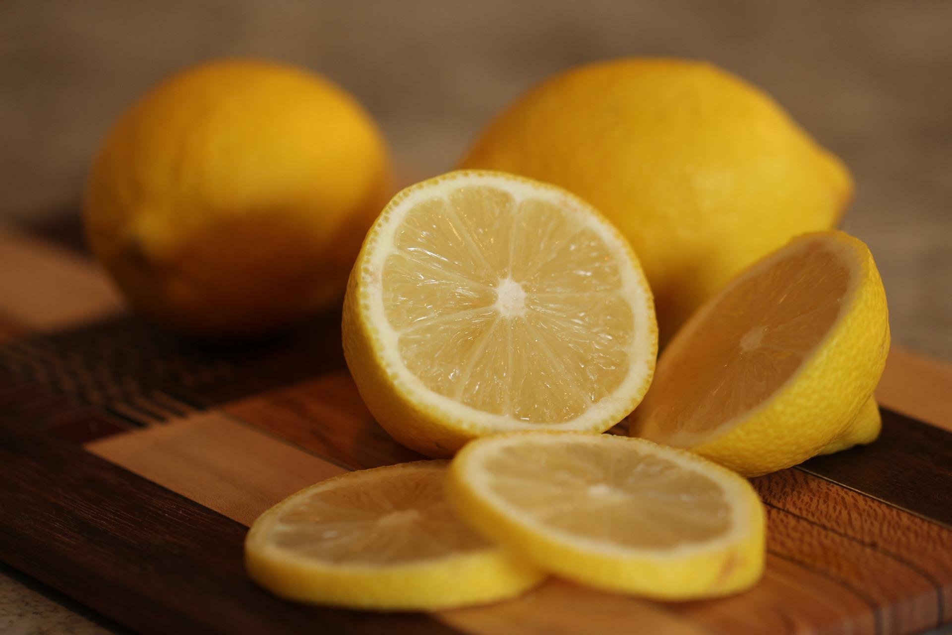Zitronen-Kapern-Pasta