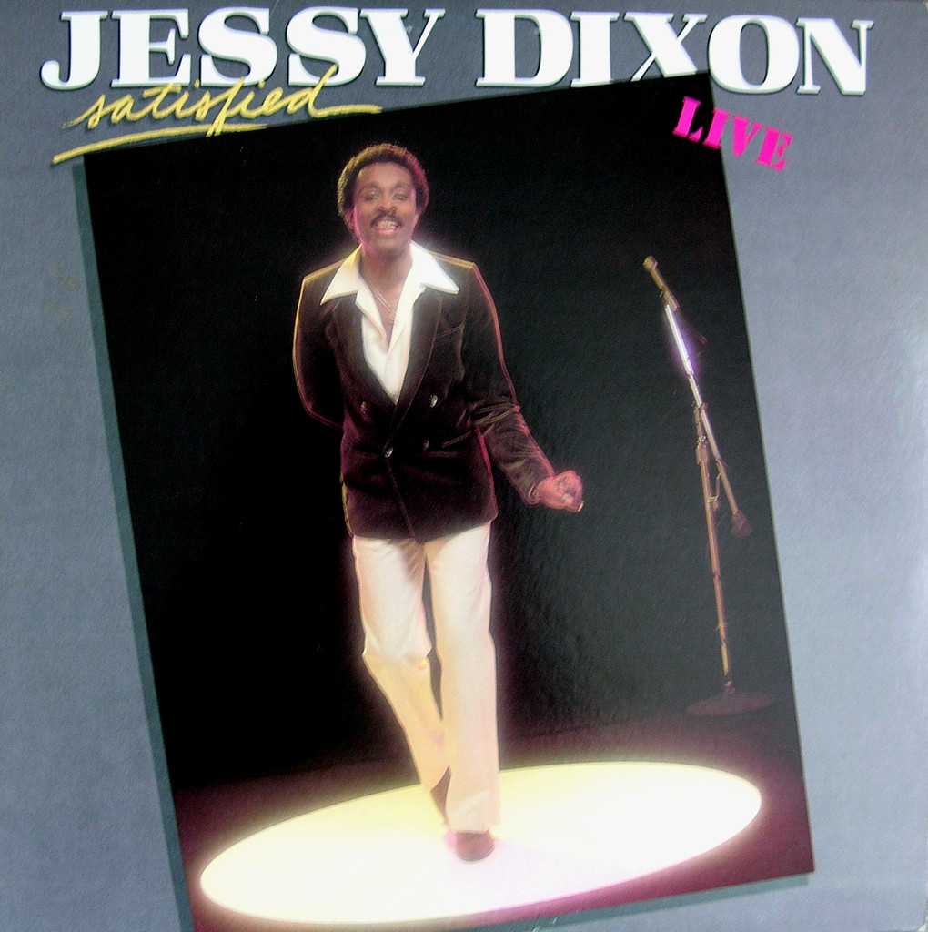 Jessy Dixon - It's All Right Now