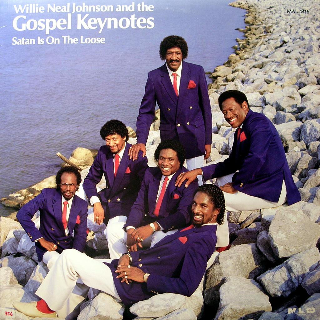 Willie Neal Johnson & THE GOSPEL KEYNOTES (New Keynotes
