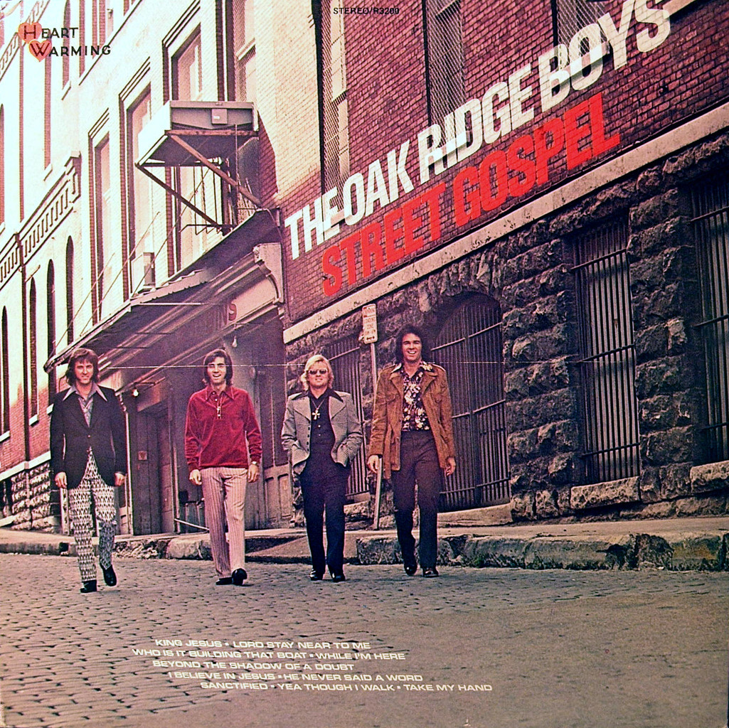 The Oak Ridge Boys Bensound Musikshop