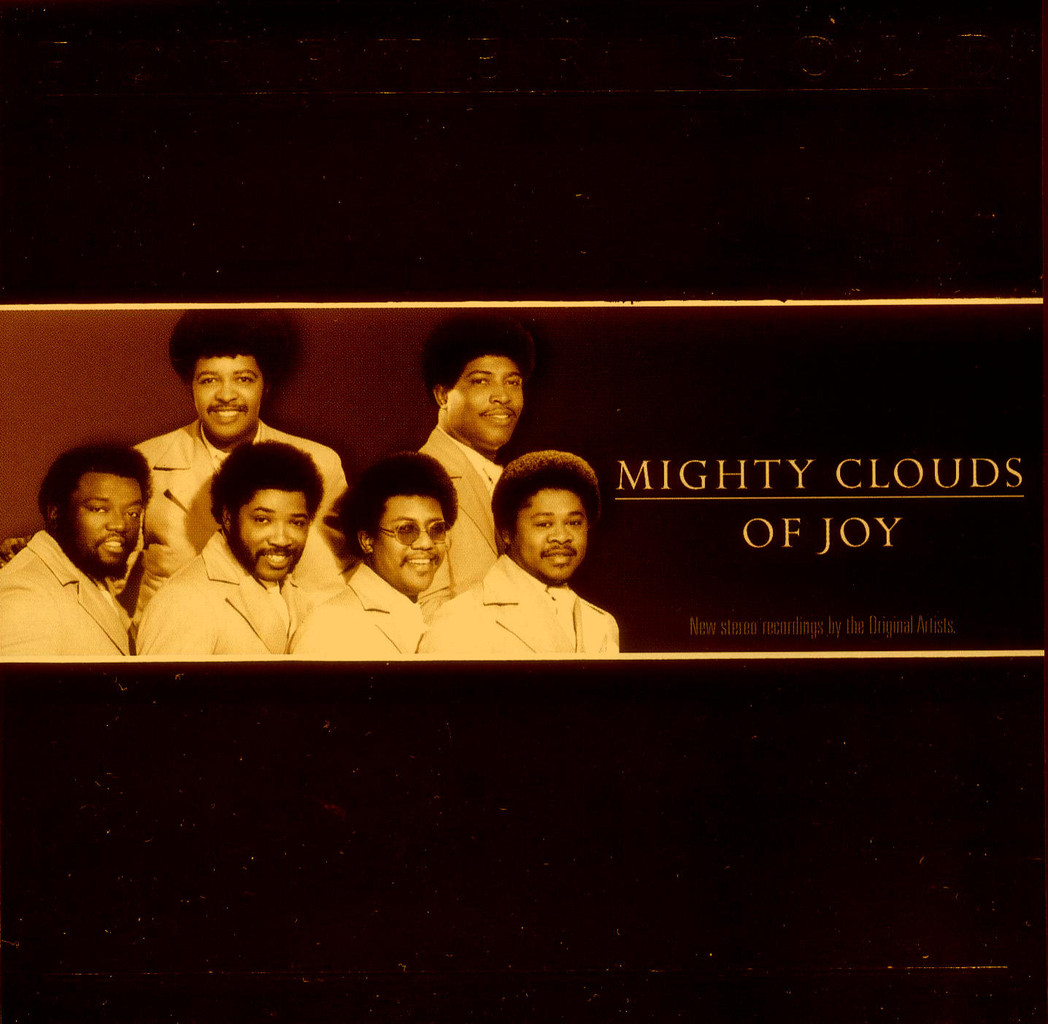 THE MIGHTY CLOUDS OF JOY - AT THE REVIVAL ALBUM LYRICS