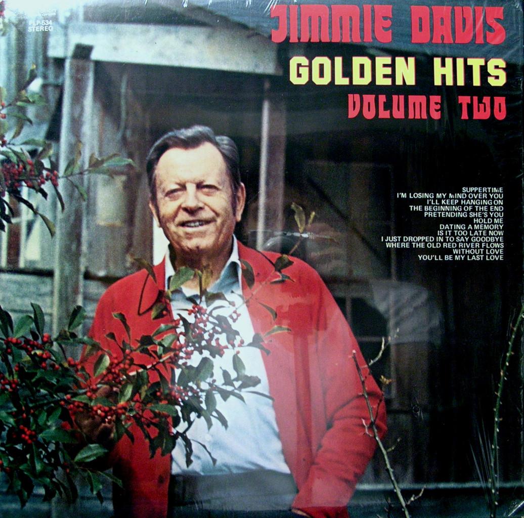 Jimmie Davis You Are My Sunshine Vinyl Jimmie Davis You